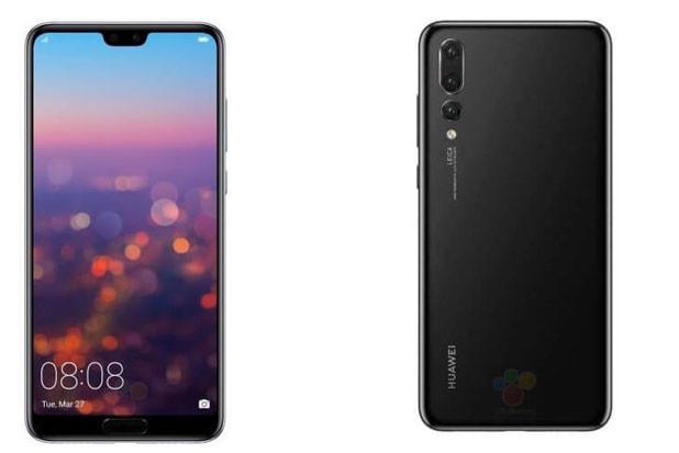 Huawei P20: So blenden Sie den Notch aus