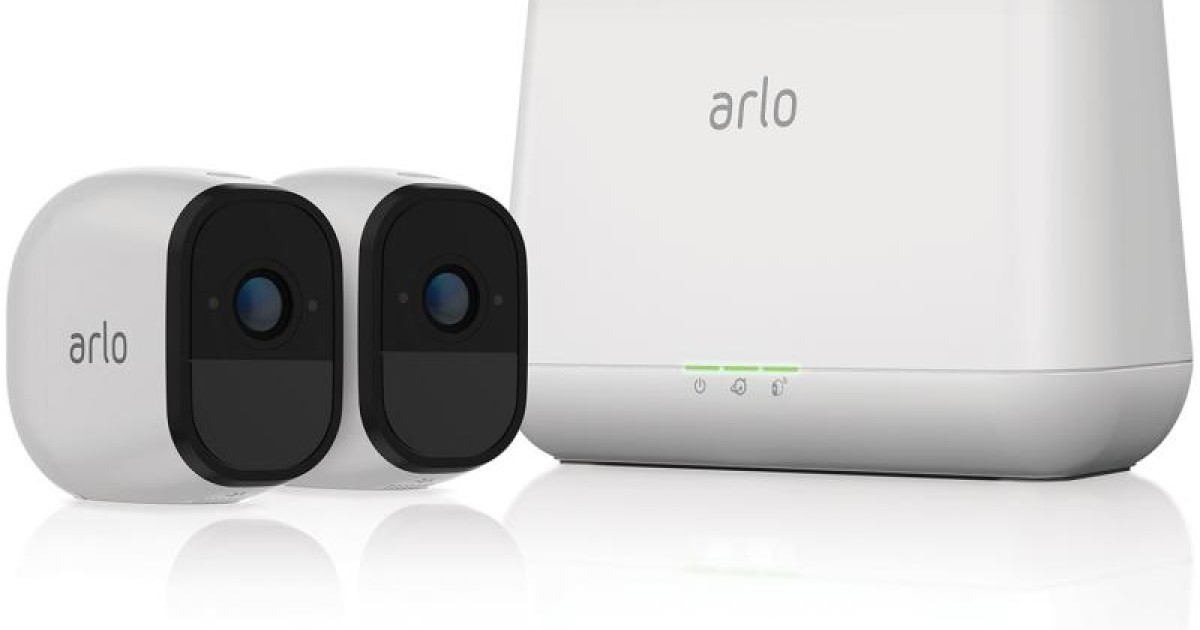 im test netgear arlo pro 2. Black Bedroom Furniture Sets. Home Design Ideas