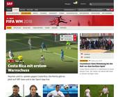Bringt WM-Spiel Serbien Schweiz neuen TV und Online Zuschauerrekord?