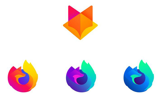Firefox Neues Logo