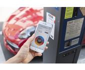 Parkgebühr mit TWINT auf dem Smartphone bezahlen