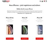 Kunden können sich bei mobilezone für die neuen iPhones registrieren
