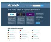 App-Alternativen auf alternativeto.net finden