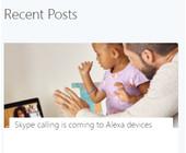 Skype kommt auf Amazons Alexa-Geräte