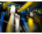 Ein Switch erweitert den Router um LAN-Buchsen