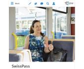 ZVV-Abonnemente nun auch auf dem SwissPass