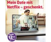 Quickline vereinbart Zusammenarbeit mit Netflix